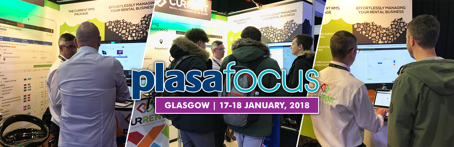 New updates at PLASA Focus Glasgow 2018