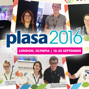 PLASA London 2016, it