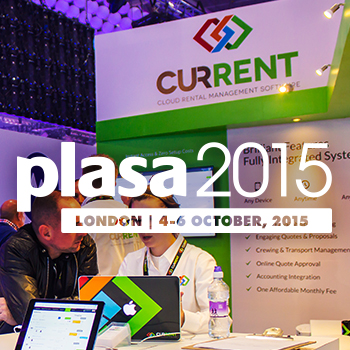 Thanks for Stopping By | PLASA 2015