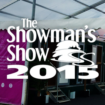 Showmans Show 2015 Success