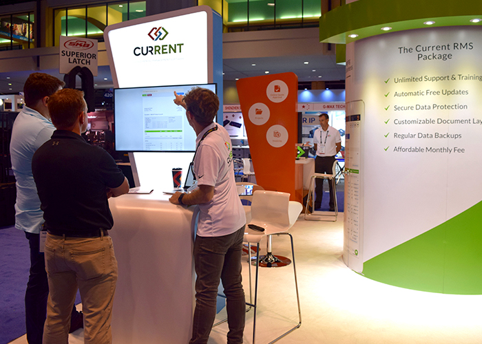 The Most Successful InfoComm yet for Current RMS