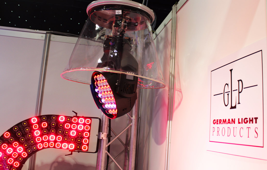 German Light Products at PLASA Focus Leeds