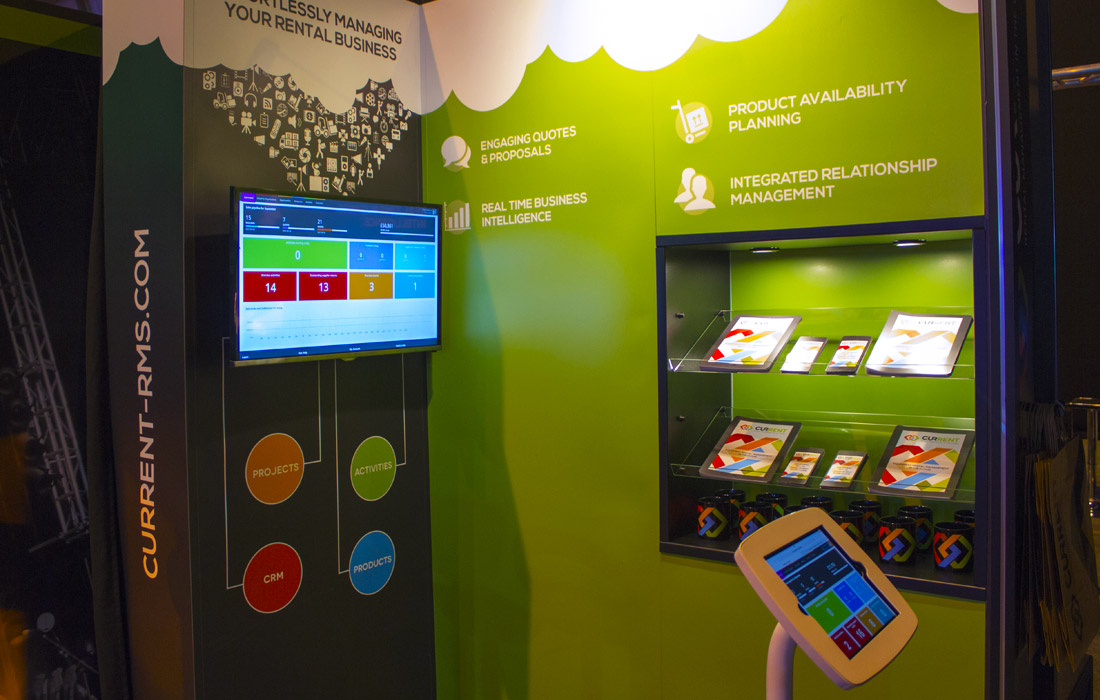 Real-time BI Dashboards at PRO Show 2014
