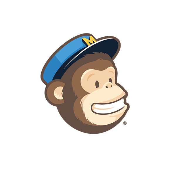 Current RMS integrates with MailChimp.