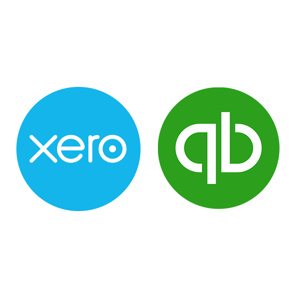 Current RMS integrates with Xero and QuickBooks Online.