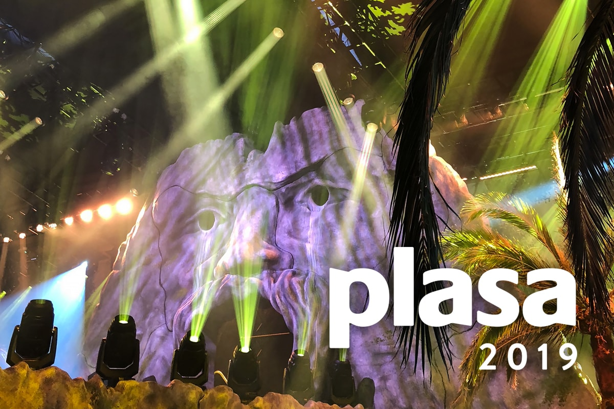 Our top 5 things to see at PLASA London 2019 | Current RMS