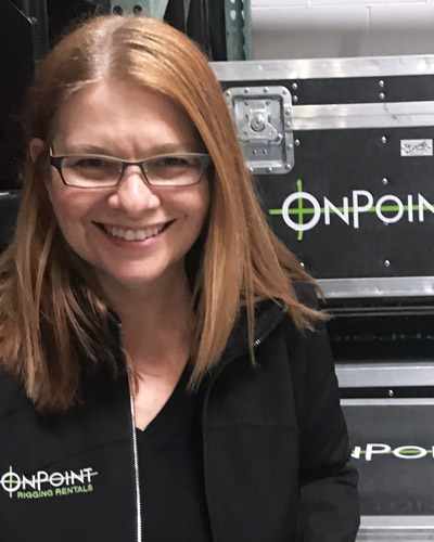 Caroline Husa Bell | Owner at OnPoint Rigging