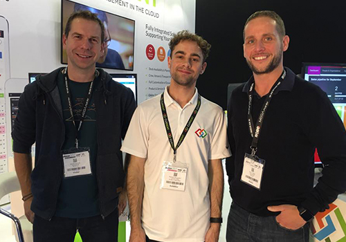 Swooshed visited Current RMS at PLASA 2017