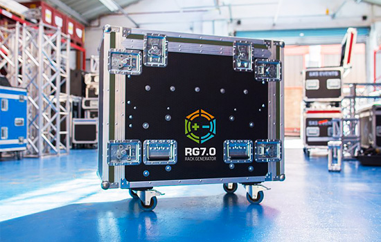 SXS Events - RG7.0 Rack Generator | Current RMS