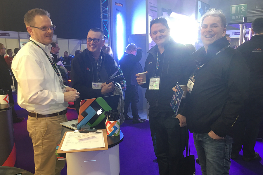 R_B Group at PLASA Focus Glasgow