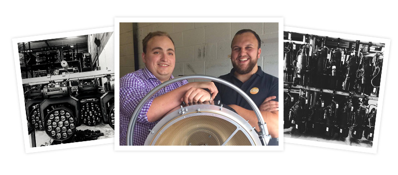 CEG equipment