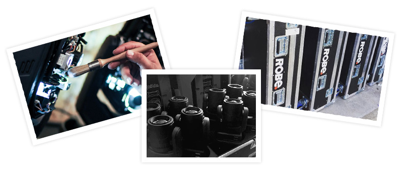 image of CEG team & equipment