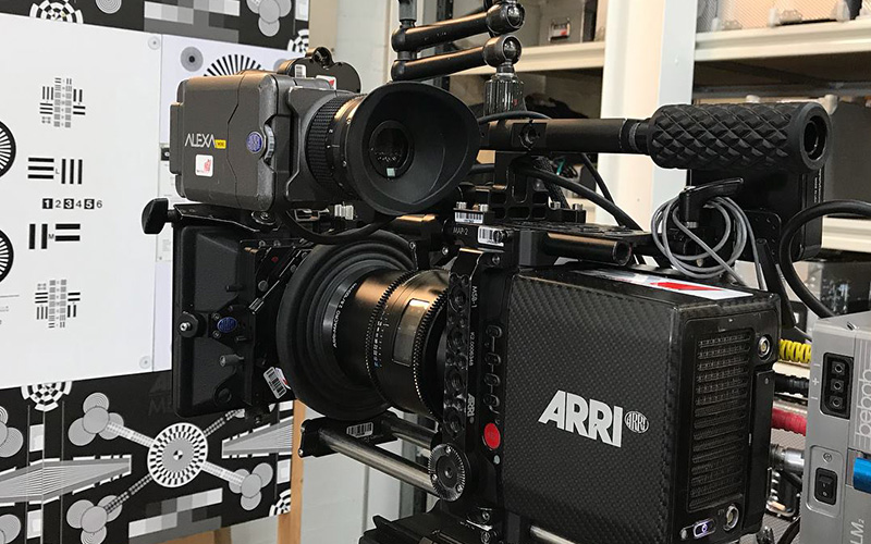 The Vision House keeping their rental management inventory up to date with the latest ARRI camera equipment.