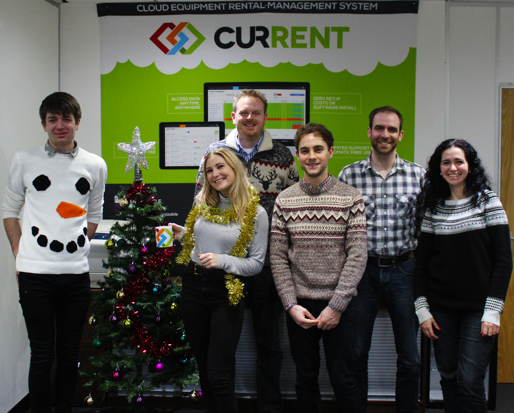 The Current RMS Team Wish you a very Merry Christmas