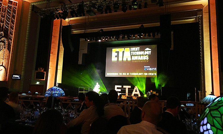 Event Tech Awards 2014 | Sponsored by Cvent.