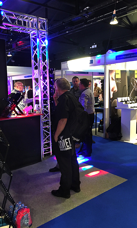 PLASA Focus Leeds 2015 - New Dock Hall