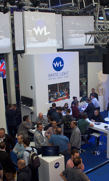White Light - Providing leading lighting, audio and video Products.