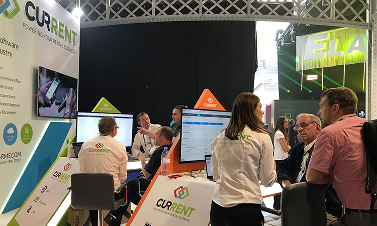 We were kept busy during all 3 days of PLASA London 2018.