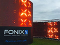 Impressive looking displays from Fonix – lovely company to work with.