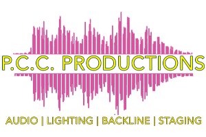 PCC Productions uses Current RMS